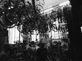 WUK bike shop